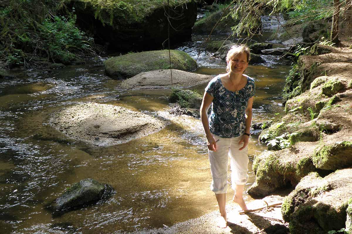 Martha beim Kamp nahe Prinzenhof