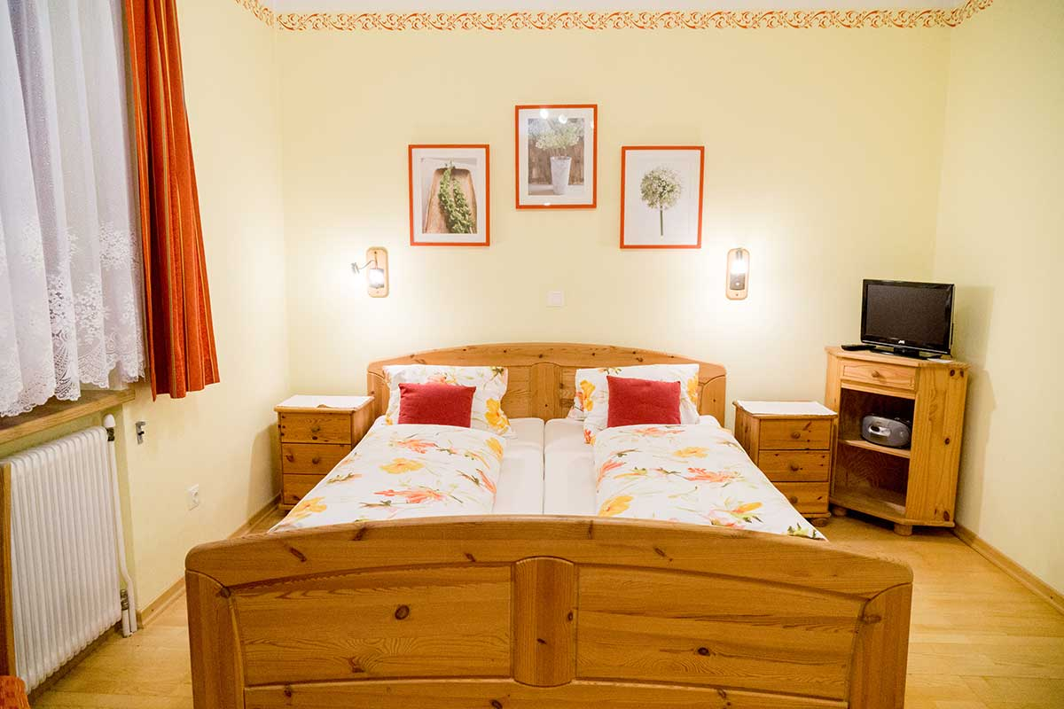 Zimmer Morgensonne, Prinzenhof