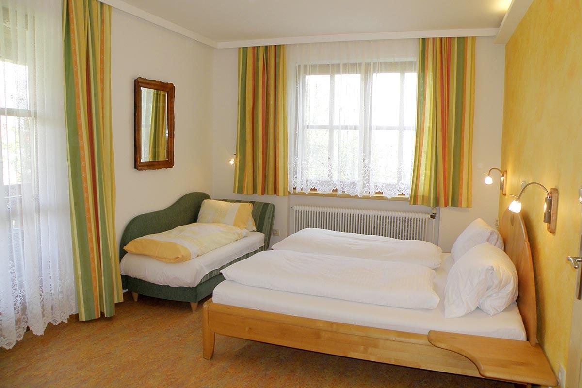 Ferienwohnung Sonnenschein, Prinzenhof