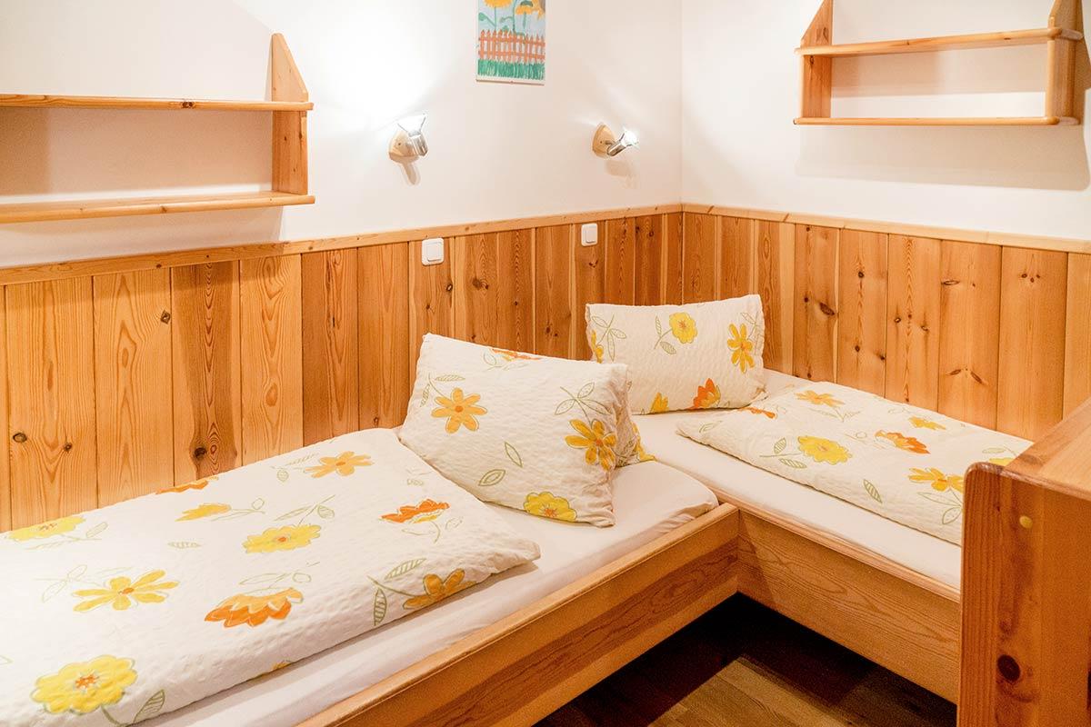 Ferienwohnung Träumerei, Kinderzimmer, Prinzenhof