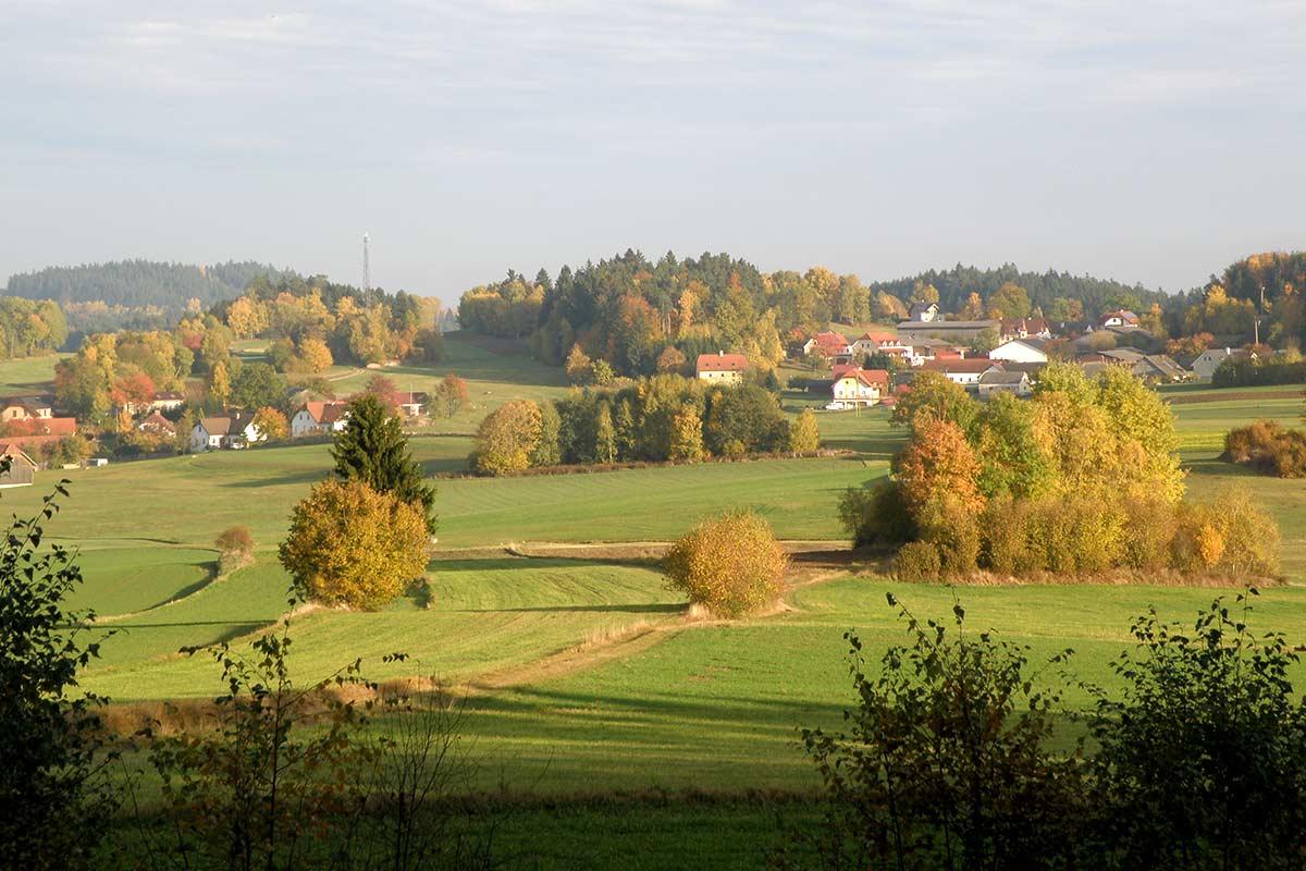 Kottingnondorf im Herbst
