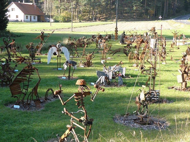Skulpturenpark Pehendorf