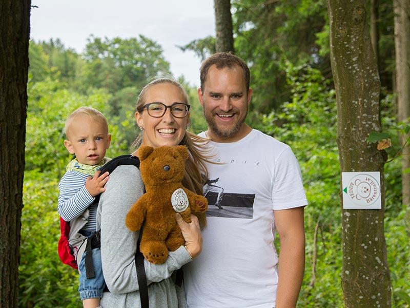 Am Teddybaerentrail, Foto (c) MartinLugmayr waldsoft