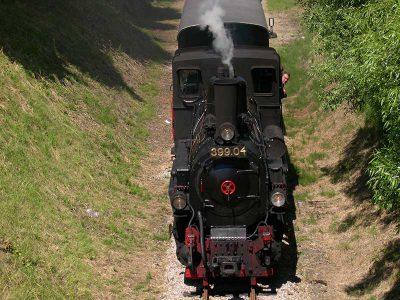 Waldviertelbahn Dampflok